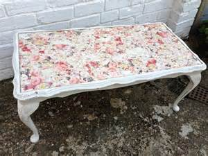 Decoupage Coffee Table - 25 best ideas about decoupage coffee table on