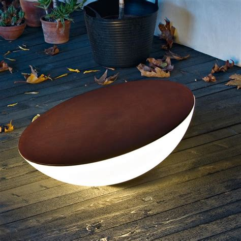 outdoor solar floor l foscarini solar outdoor floor l