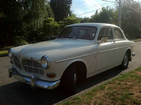 1966 volvo 122 s coupe bring a trailer