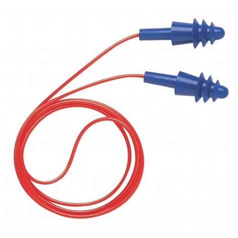 Earplug Howard Leight Airsoft sperian howard leight airsoft corded earplugs box of 100 pairs dpas30r