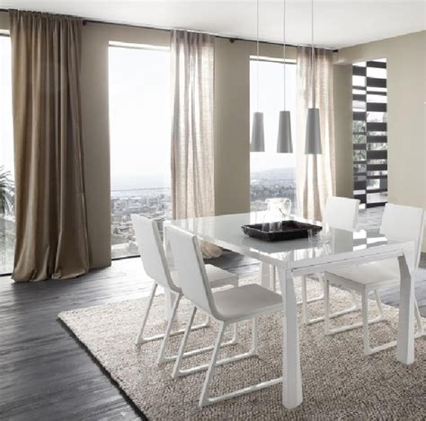 thematic white dining room sets for your intimate soul