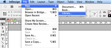 indesign quick tutorial quick tip using and sharing files with the indesign library