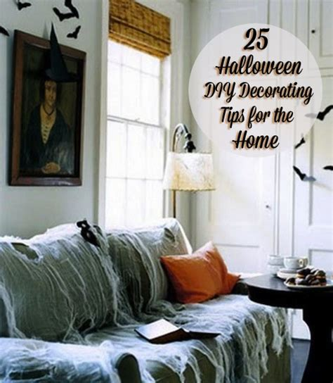 25 diy decorating tips for the home