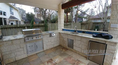 outdoor living construction texas outdoor kitchens