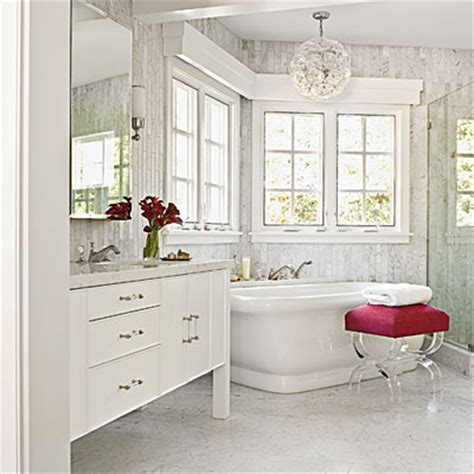 glam bathroom modern beach glam essential pearlescent finishes