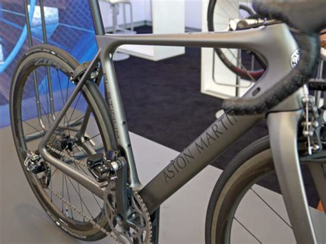 aston martin bikes introducing the 19 000 aston martin bicycle cycling today