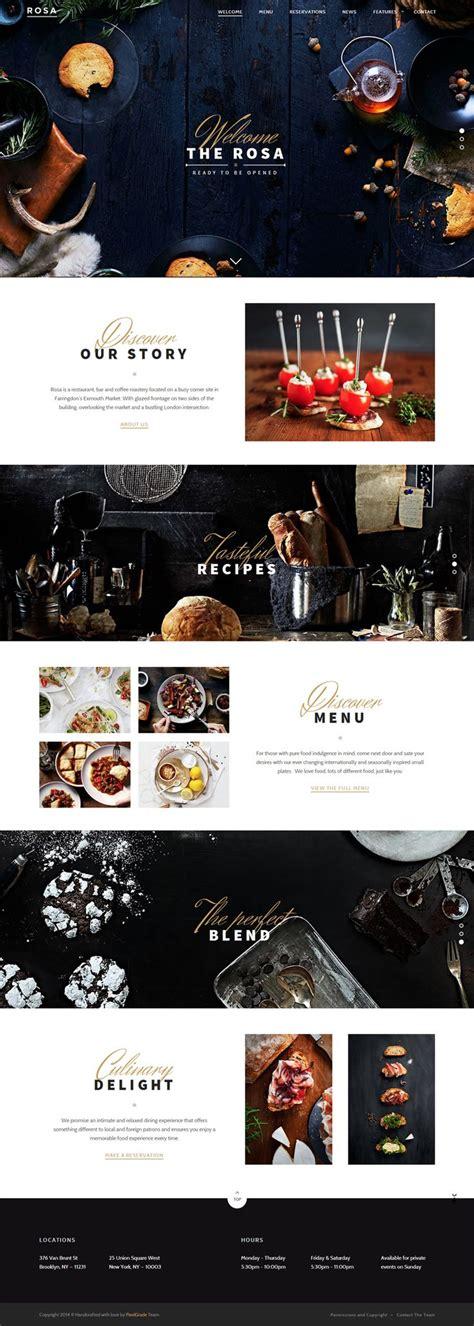 wordpress restaurant layout best 25 next restaurant ideas on pinterest lunch