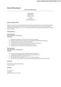 billing resume template resumes exles click here to this