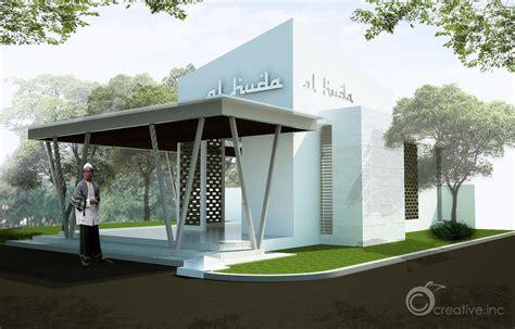 contoh desain mushola sederhana desain masjid mungil minimalis info bisnis properti