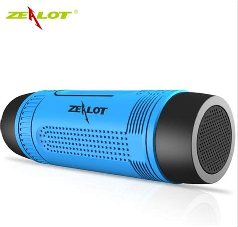 Powerbank Bass Bluetooth Speaker 4000 Mah zealot s1 bluetooth speaker outdoor bicycle portable subwoofer bass speakers 4000mah power bank
