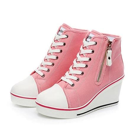 Boots Wedges Korea Style White best 25 converse ideas on maroon