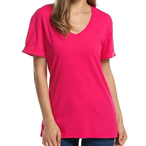 V Neck Cotton T Shirt cotton v neck t shirt wholesale supplier manufacturer
