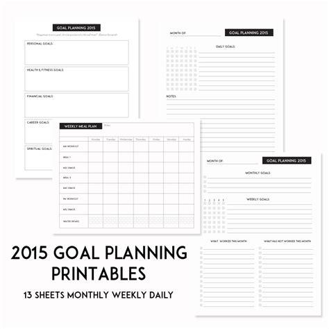 2015 spt success goal sheets sweet paper trail