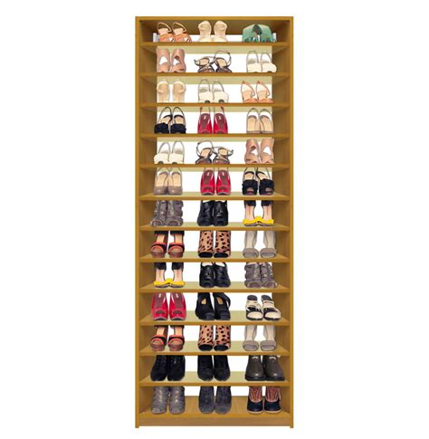 Isa Custom Closet   Shoe Storage & Organization Closet