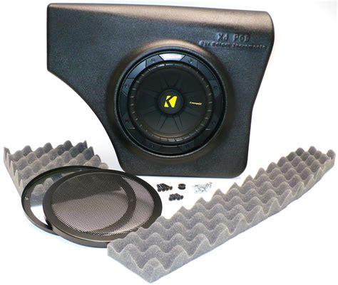 Jeep Speaker Pods Jeep Speakers Stealth Pod Jeep Speaker System