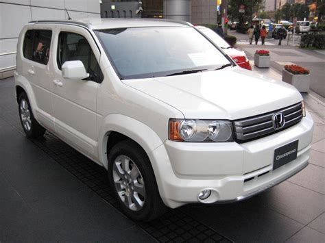 honda crossroad honda crossroad car technical data car specifications