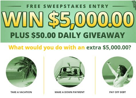 Sweepstakes Prize Entry Center - american prize center win a grand prize is 5 000 cash or giveawayus com