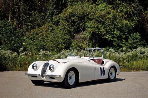 bs stillwell motor 1950 jaguar xk 120 competition roadster sports car