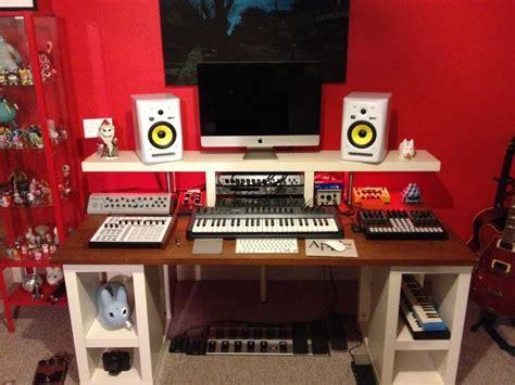 studio desk ikea tv studio desks pinterest studio
