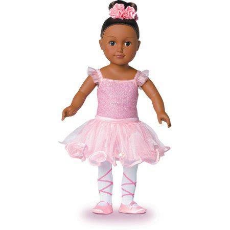 american baby dolls at walmart my as ballerina 18 quot doll american walmart