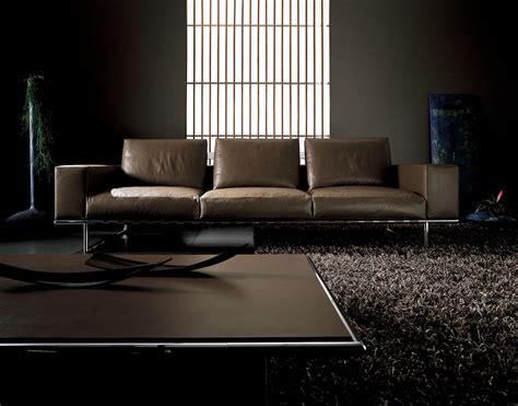 divani pelle design kristall 270 divano in pelle italy design