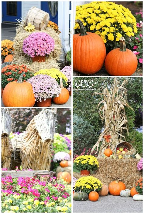 outdoor fall decorations hometalk outdoor fall decor ideas
