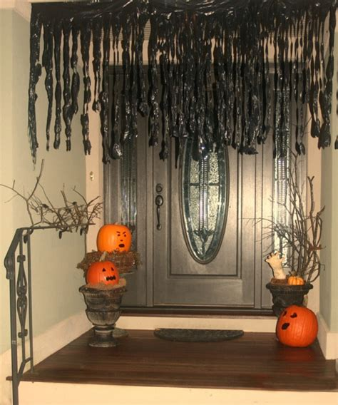 home decorating ideas for halloween 40 easy halloween decorations ideas