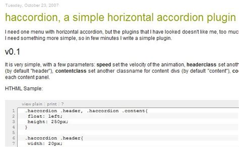 tutorial jquery accordion wordpress jquery accordion menu tutorial