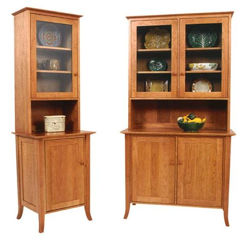 small dining room hutch small classic shaker flare leg buffet hutch high end