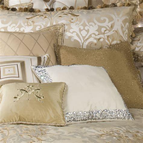 luxembourg luxury bedding set michael amini bedding
