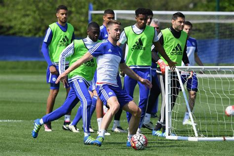 chelsea yesterday chelsea fc on twitter quot training yesterday last game of