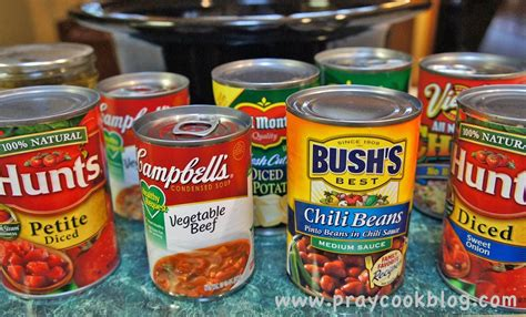 What Is The Shelf Of Canned Soup by Saturday S Soup 9 Can Vegetable Soup Daily Bread