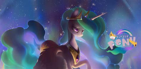 pony princess celestia wallpaper gallery