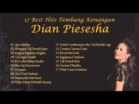 download mp3 full album kenangan download lagu 17 best hits tembang kenangan dian piesesha