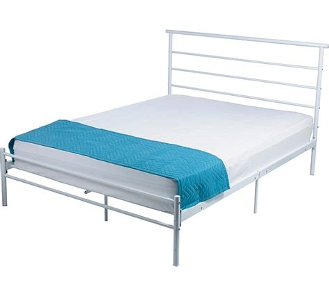 Argos Headboard by Buy Home Avalon Kingsize Bed Frame White At Argos Co Uk