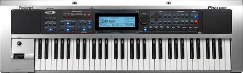 Keyboard Roland Usb roland prelude 61 key portable keyboard w speakers pssl