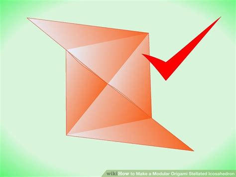 modular origami icosahedron how to make a modular origami stellated icosahedron