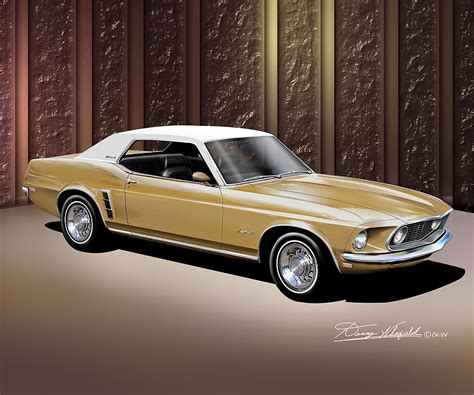 ford mustang prints 1969 1970 ford mustang prints posters by