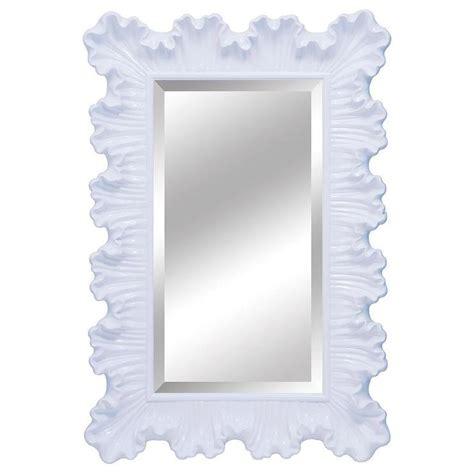 32 x 48 mirror ardant pearl white mirror 32 x 48 overstock