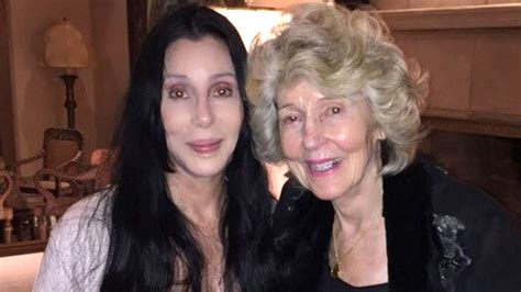 what does cher look like now 2016 talk about turning back time cher and her mom look