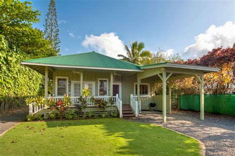 hawaiian house relaxed and cheerful hawaiian style home plans house