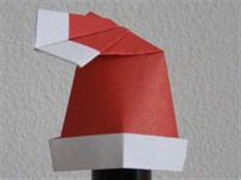 Santa Hat Origami - 1000 images about origami santa on origami
