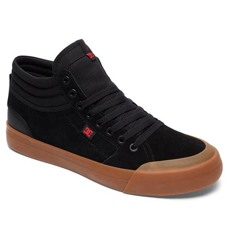 high top skate shoes evan smith hi s high top skate shoes 3613372813863 dc