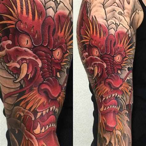 cool dragon tattoo designs 75 unique designs meanings cool