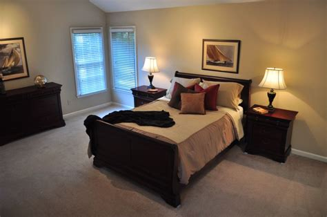 staging a bedroom selling your marietta home does staging matter