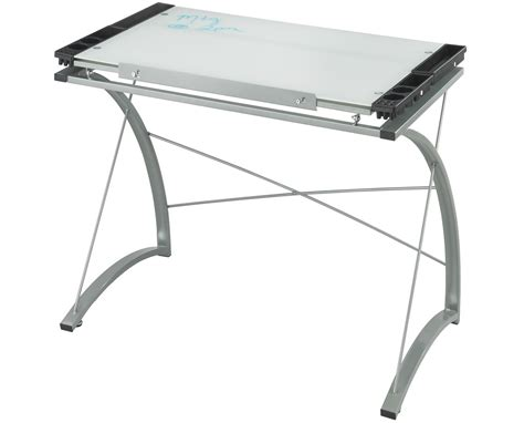 Safco Xpressions Glass Top Drafting Table Tiger Supplies Safco Drafting Table