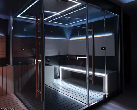 fathoms steam room and bar now that s what you call a conversion former church transformed into 163 50m home with and