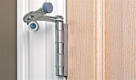 Hinged Door Stop by Door Stopper Hinge Decorating Image Mag