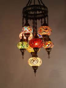 mosaic chandelier mixed length 9 mosaic chandelier the pixie