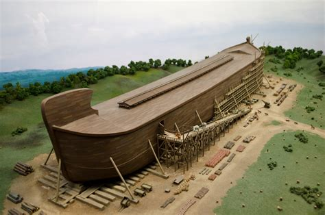 ark boat exhibit creation museum photo tour in god s image